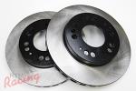 StopTech Premium Rotors for DSM Single-Piston Front Brakes: DSM