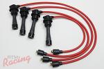 Taylor 8mm Spark Plug Wires: DSM/EVO 1-3