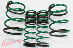 Tein S.Tech Lowering Springs: 1g DSM