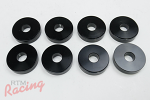 Torque Solution Shifter Base Bushing Kit: EVO 8-9