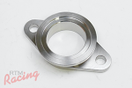 TS Tial MVS Wastegate Adapter (38mm 2-bolt to 38mm V-Band)