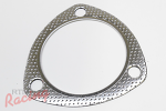 Vibrant 3-Bolt Exhaust Gasket
