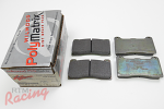 Wilwood PolyMatrix-A Performance Brake Pads