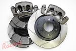 Outlander Front Big Brake Upgrade: EVO 1-3