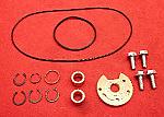 Turbo Rebuild Kit for Garrett T3/T4 T04E Turbos