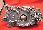 Topline Oil Pump/Front Cover Assembly: DSM