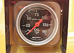 Autometer Oil Pressure Gauges