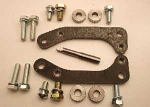 Hardware Kit to Install EVO8-9 Front Big Brake Upgrade: 1g DSM