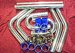 RTM Universal I/C Piping Kits (Aluminum)