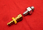 AFPR Outlet Fitting for Stock DSM Fuel Hose: DSM