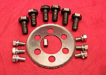 OEM Aluminum Flywheel Hardware Kit: EVO 1-3