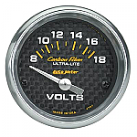 Autometer Voltmeter Gauges