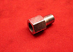 1/8 BSPT Male to 1/8 NPT Female Fitting