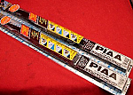 PIAA Silicone Wiper Blades/Refills: 1g DSM