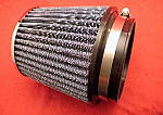 "Vibrant Air Filter with 4.5"" Inlet"