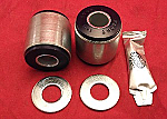 SuperPro 1714K Front Lower Control Arm Inner Rear Bushing Kit: EVO