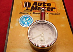 Autometer Tire Pressure Gauge (0-60psi)