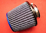 "Vibrant Air Filters with 3"" Inlet"